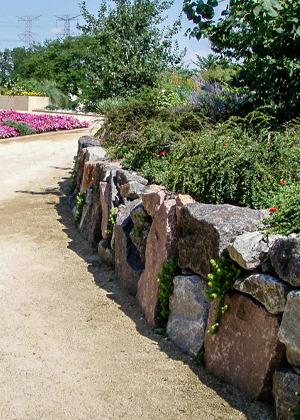 landscape and horticultural landscaping